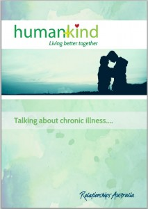 Taking about chronic illness